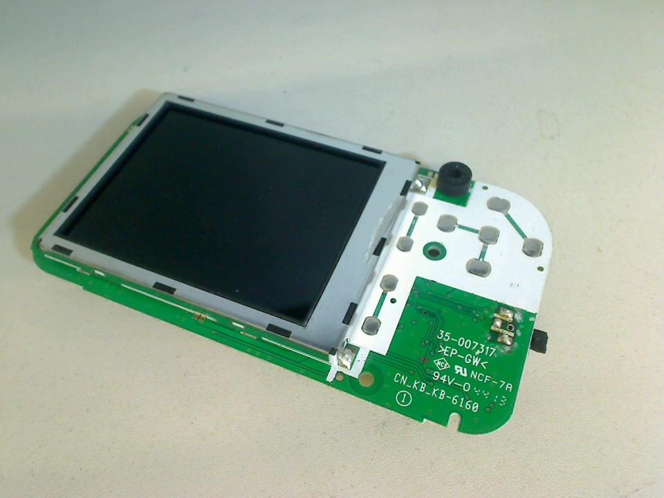 Video BM 300 Mainboard mit Strom Netzbuchse Babyeinheit NUK Eco Control