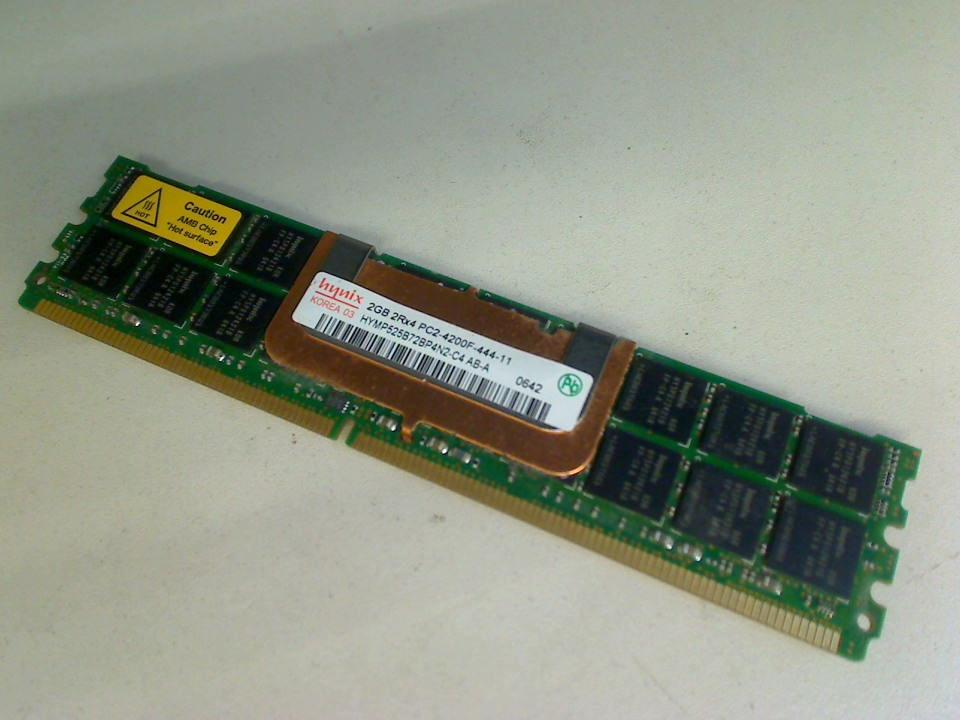 2GB DDR2 memory Ram Hynix PC2-4200F-444-11 Precision 490 PWS490
