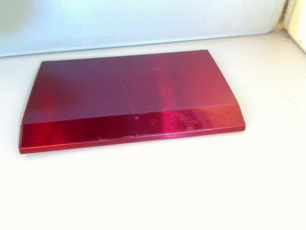 Cover Bezel Water Tank Saeco Syntia HD8837 Rot