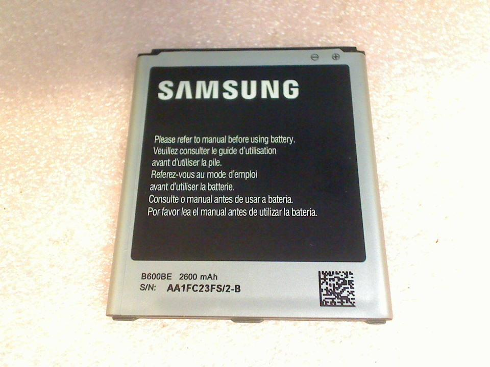 Akku Battery Original 2600mAh B600BE Samsung GT-I9505 Galaxy S4