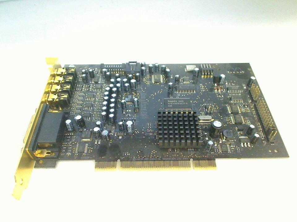 Audio Sound Board Creative Labs Sound Blaster Dell XPS 710 DCDO