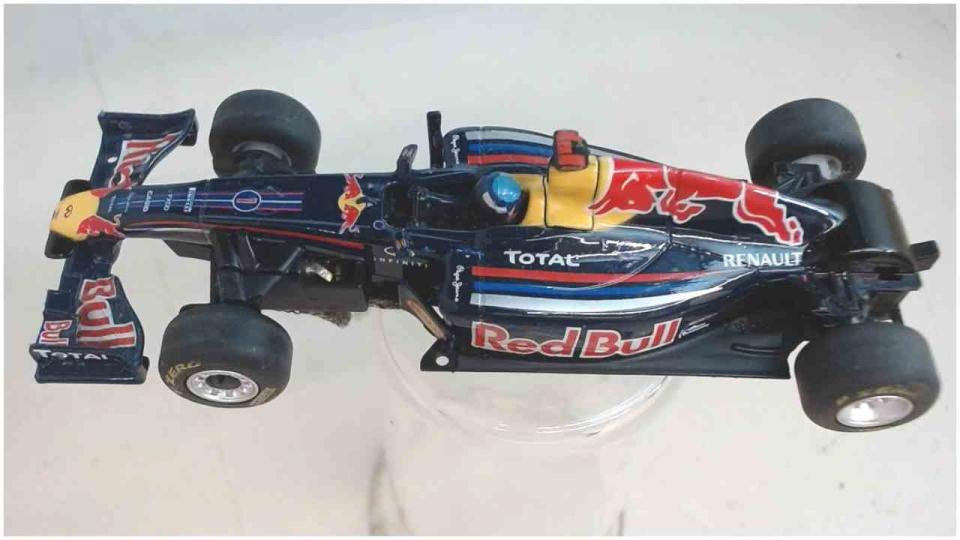 Car Formel 1 Renault Red Bull RB7 Carrera Go