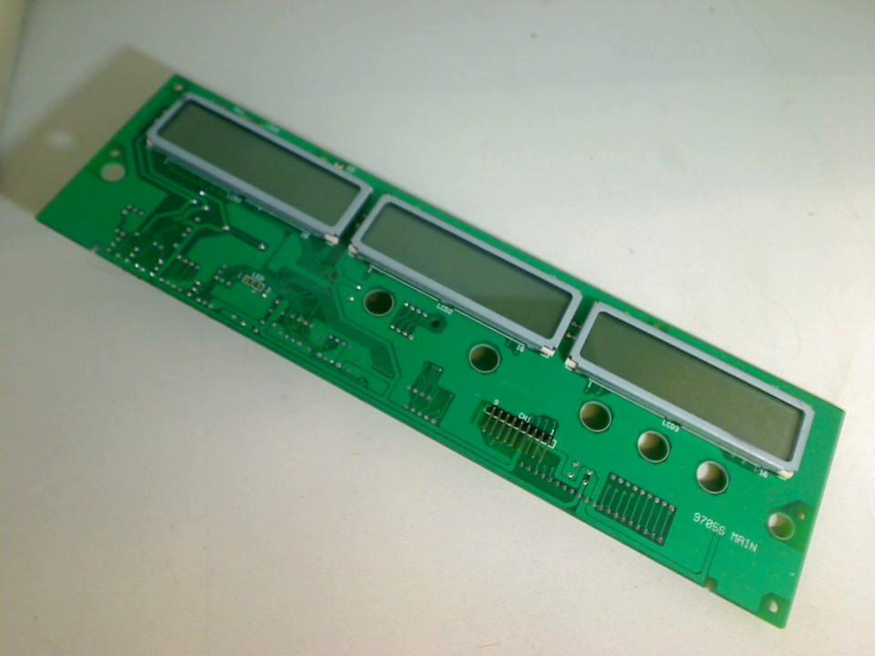Electronic Board LCD Control Panel christen waagen Typ ACH30000