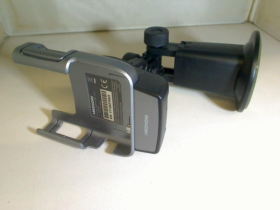 Fixed holder Charging cradle Medion MDPNA 1500 MD96710