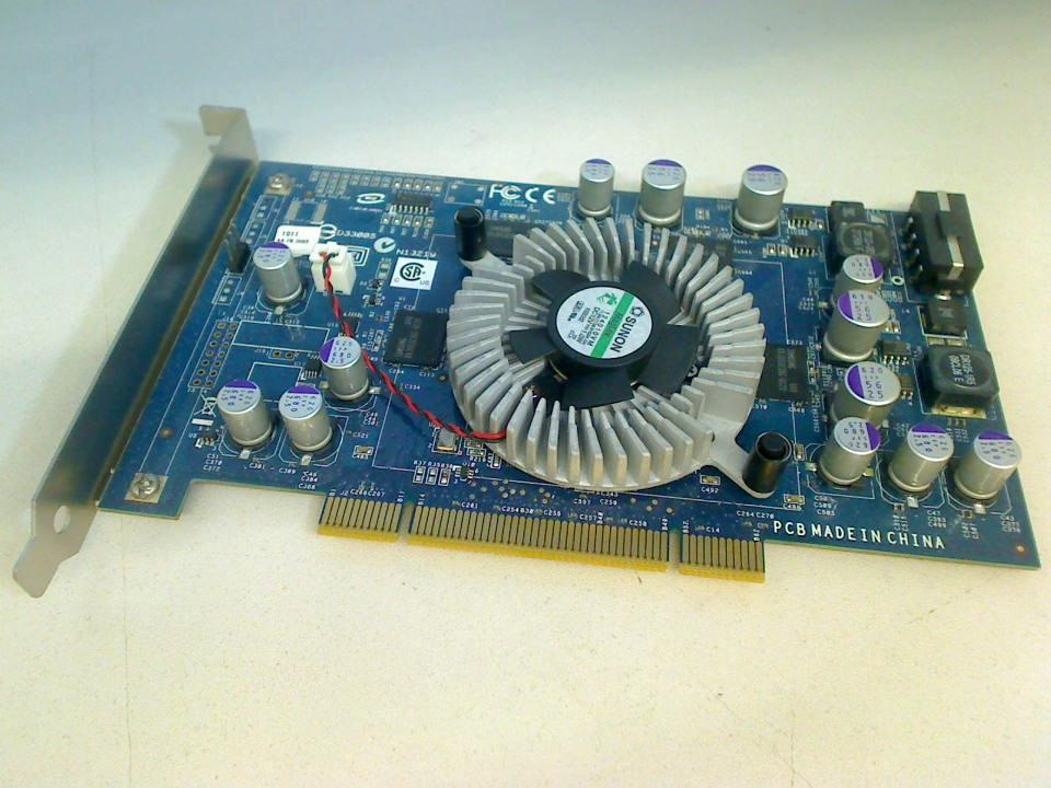 GPU graphics card Nvidia Ageia PhysX PCI Accelerator Dell XPS 710 DCDO