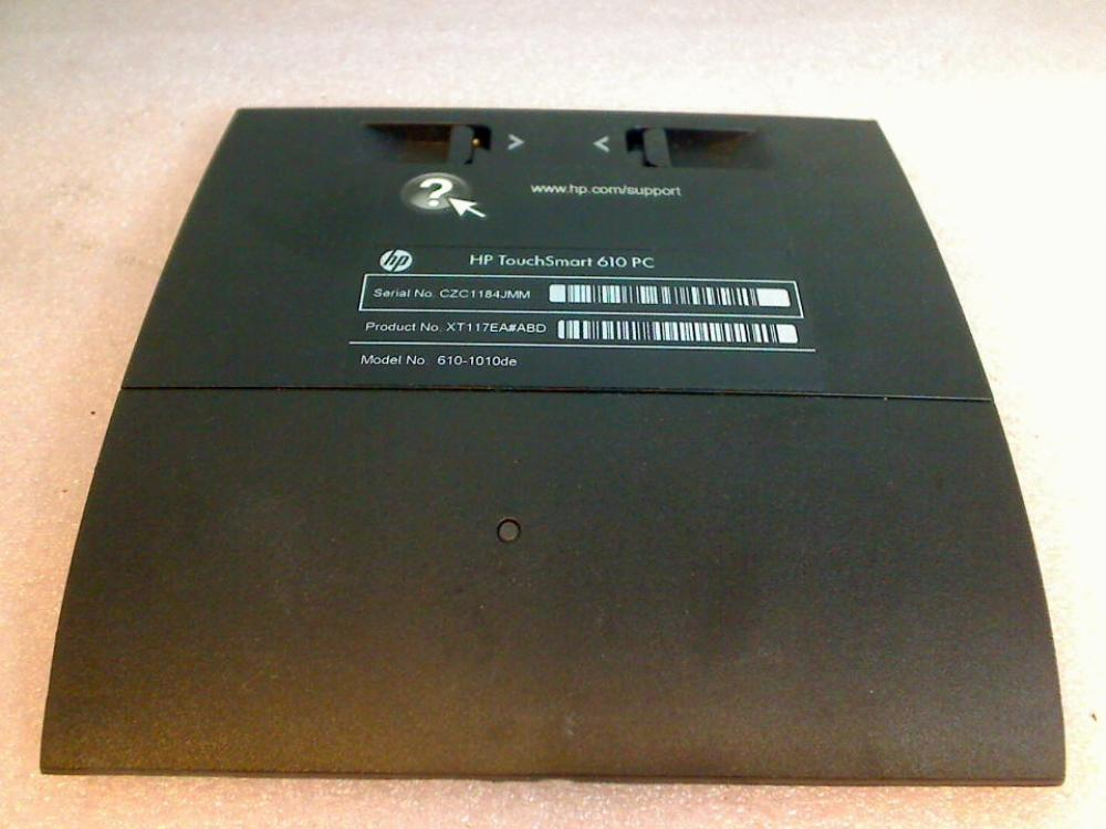Housing Cover Panel Back HP TouchSmart 610 PC