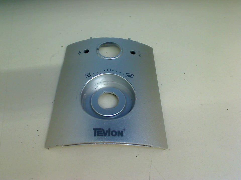 Housing Cover Panel Control unit Tevion 1378 23178526