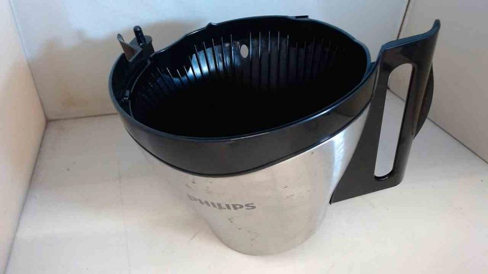 Coffee outlet Housing part Philips HD 7546