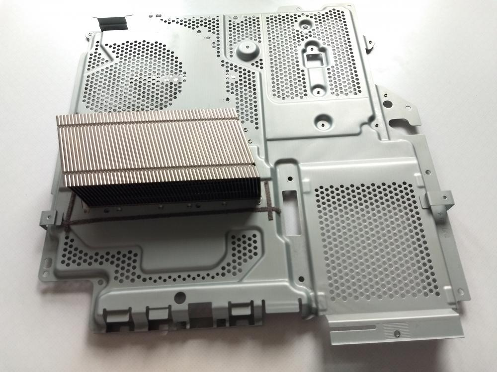 chillers Mainboard Motherboard Cover Bezel Playstation 4 Pro CUH-7016B