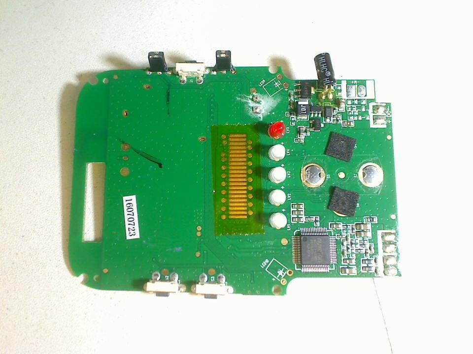 Mainboard parent unit  NUK ECO Control Audio 500