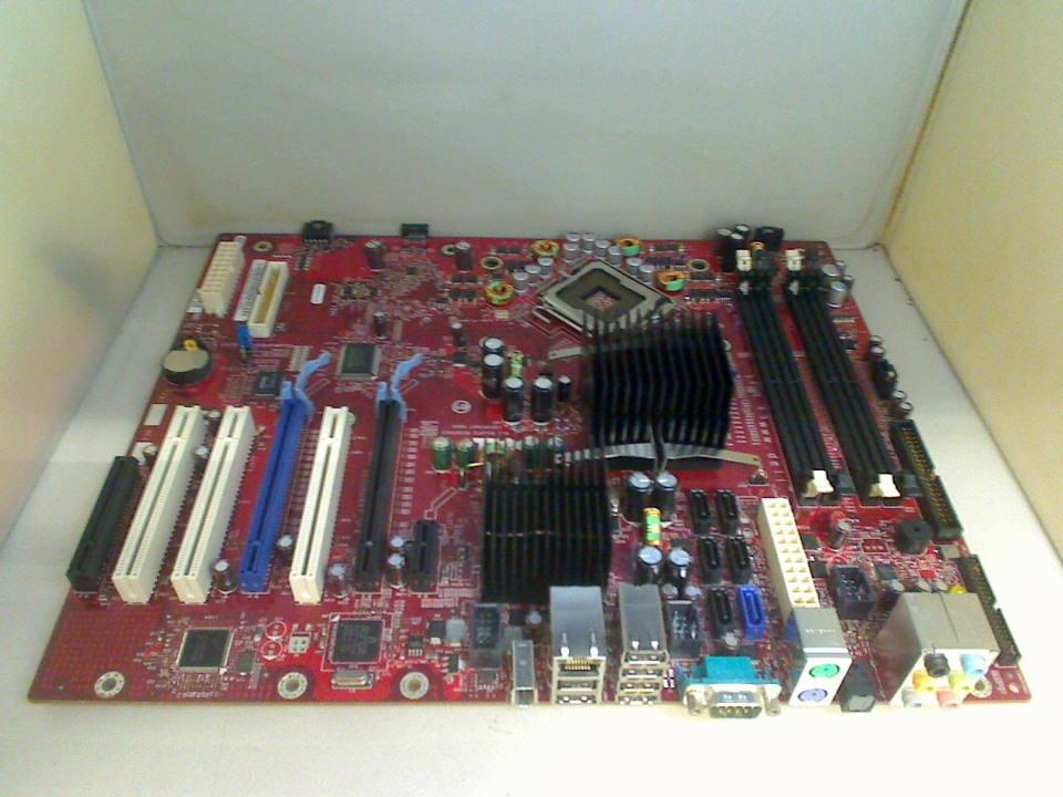 Mainboard motherboard systemboard P62870A Dell XPS 710 DCDO