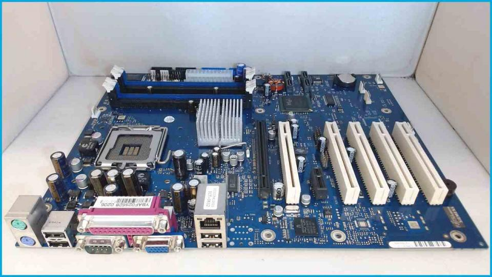 Mainboard motherboard systemboard Primergy Econel 50