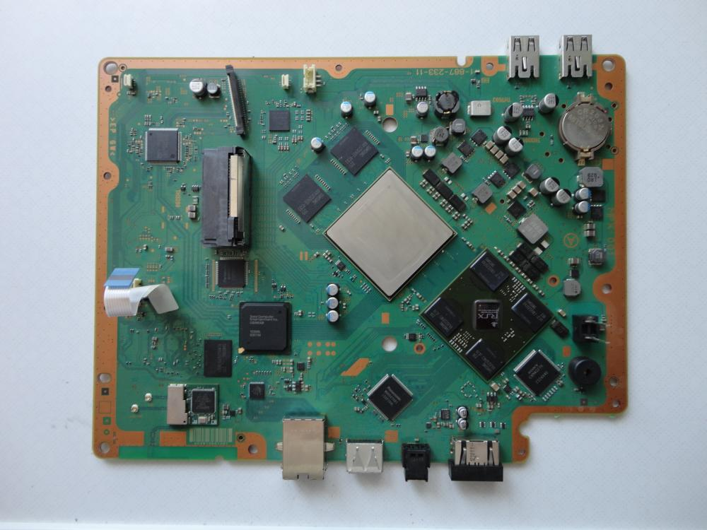 Mainboard Motherboard Playstaion 3 Slim CECH-4004A
