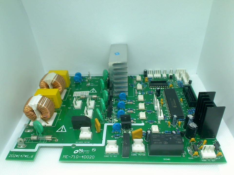 Power supply electronics Board  AROMA Delizia ME-710