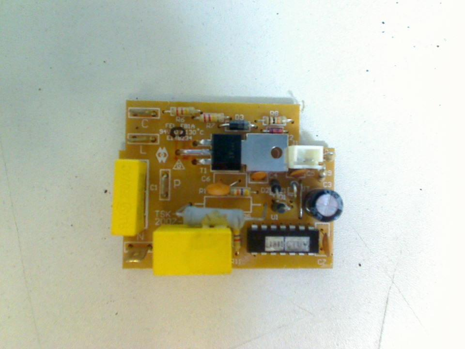 Power supply electronics Board TSK-181RA Tevion 1378 23178526