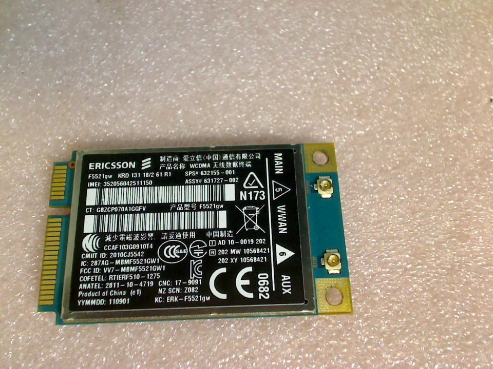 Hewlett Packard Ersatzteile CPU Lüfter Kühler Fan Kühlkörper HP