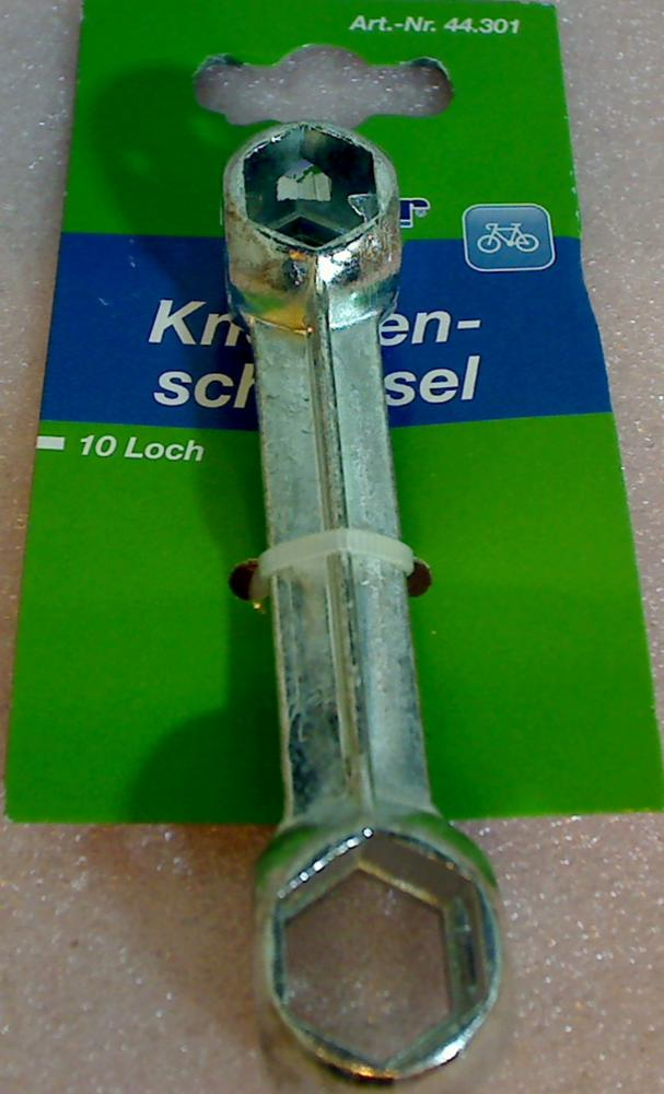 Bone Spanner 10-hole 10 Loch 44.301 Filmer bicycle accessories