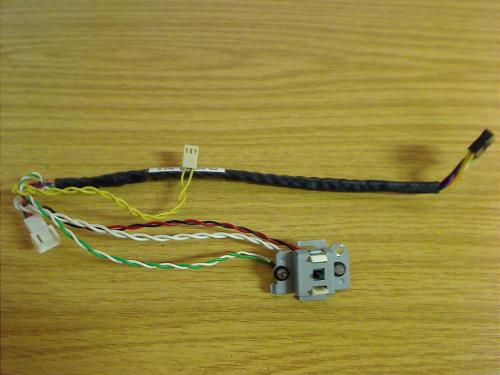 Power Button LED Lights Board aus HP workstation xw6200