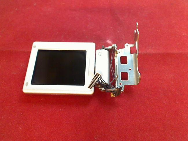 TFT LCD Display with Fixing & Cable Canon Powershot A610