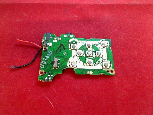 Switch Switch Control Panel Board circuit board Module board Canon Powershot A61
