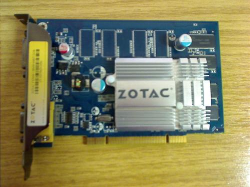 ZONTAC FX5200 128MB PCI graphics card Fujitsu Siemens SCENIC EDITION X102