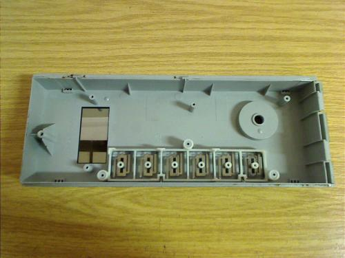 Control Panel housing part spare part from CASO MCG25