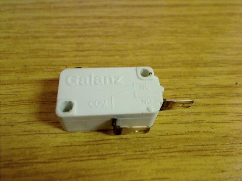 Micro Switch spare part bifinett Microwave Oven KH 1166