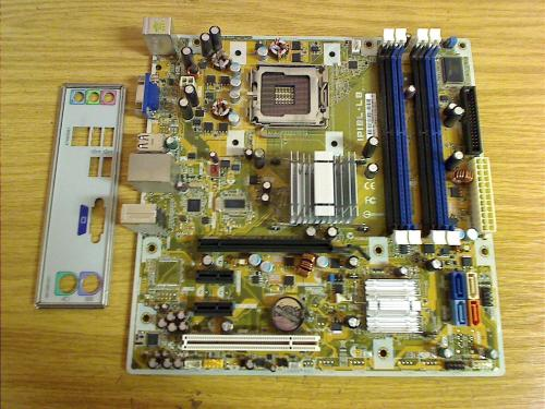 Mainboard Asus IPIBL-LB from HP Compaq dx2400 Micotower