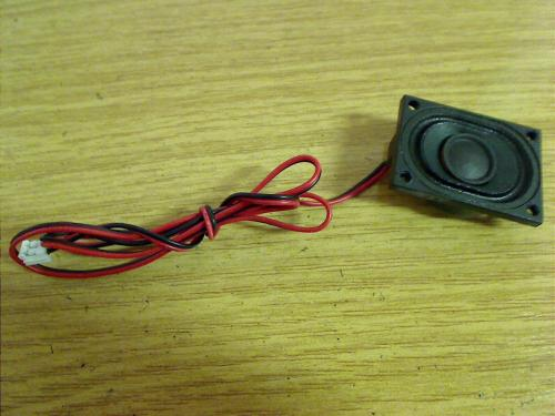 Speaker incl. Cable from HP Compaq dx2400 Micotower