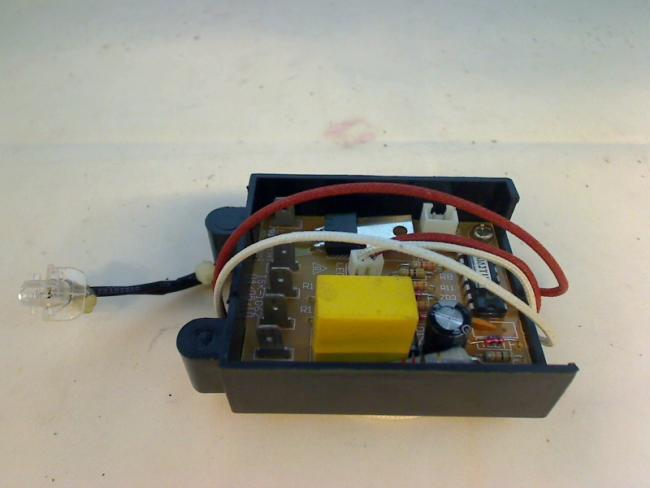 Board electronic power supply LED AEG Electrolux TSK-1062