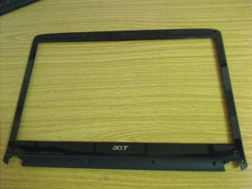 TFT LCD Display Gehäuse vorne aus Acer Aspire 6530 ZK3