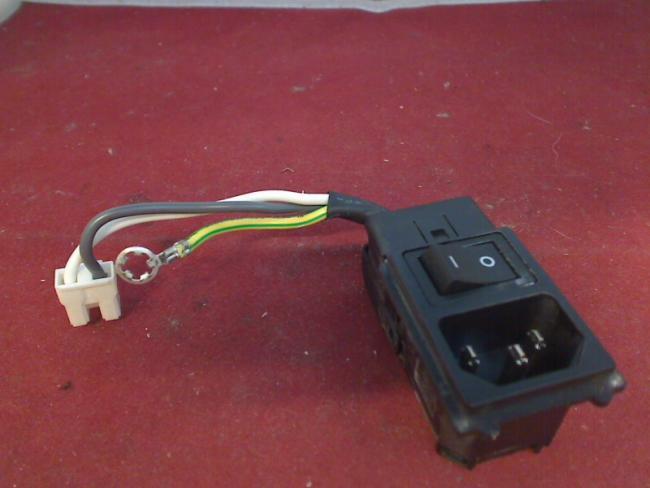 Power Strom Netz Anschluss Buchse Sony PlayStation 3 PS3 CECHL04
