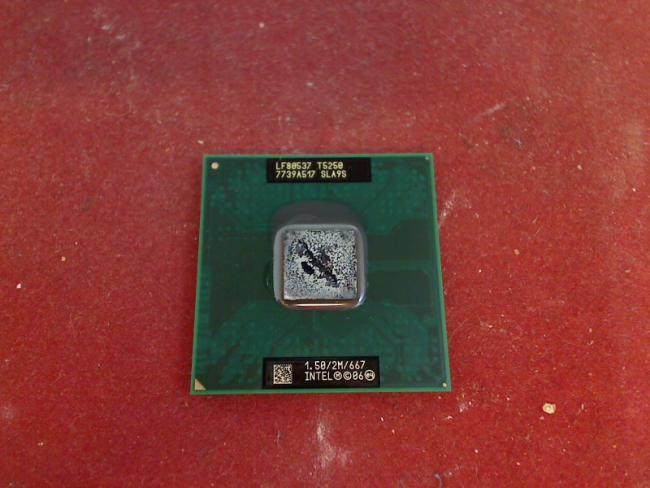 1.5 GHz Intel Core 2 Duo T5250 SLA9S CPU Prozessor Medion MD96420 MIM2300 (1)