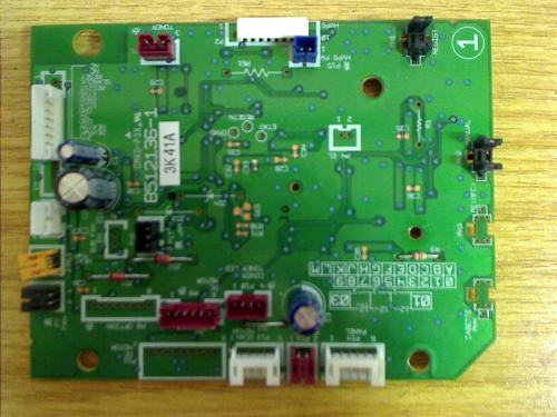 Board circuit board electronic B512136-1 from Brother HL 1430