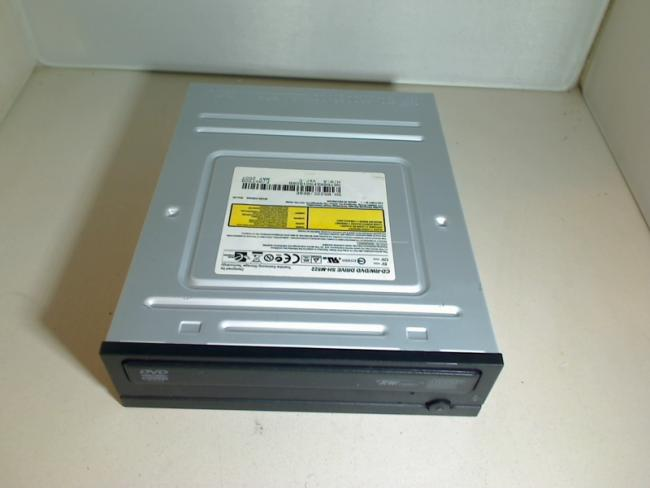 CD-RW/DVD DRIVE SH-M522 with Bezel Black RM ECOQUIET 2