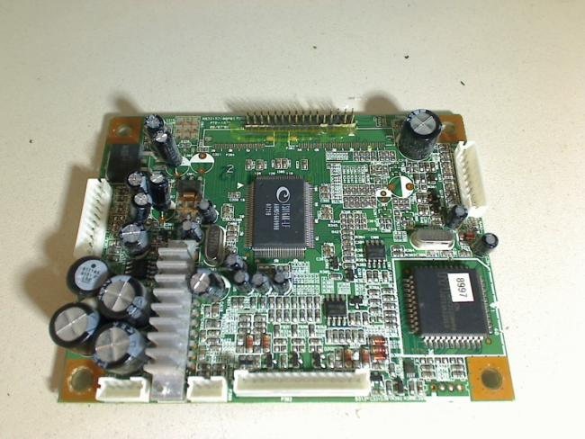 Video Grafik Board circuit board electronic PTB-1571 RM ECOQUIET 2