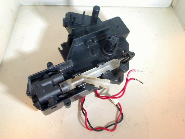 Unit Brewing group Gearbox Motor Miele CM 5100