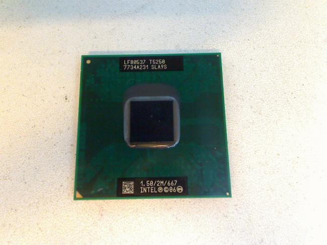 1.5 GHz Intel Core 2 Duo T5250 CPU Prozessor Samsung Aura R60 plus NP-R60Y