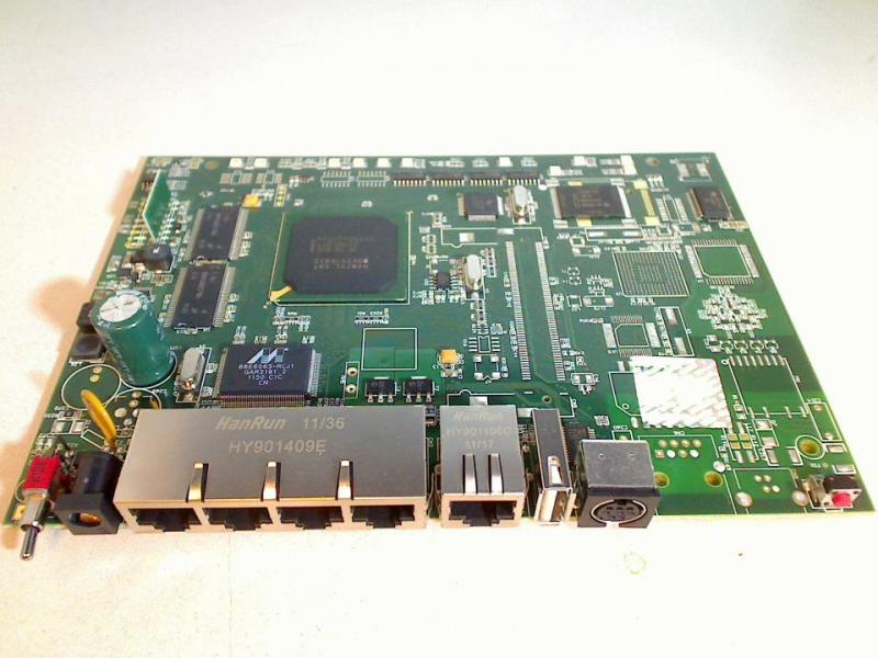 Mainboard Motherboard Systemboard Lancom WLC-4006
