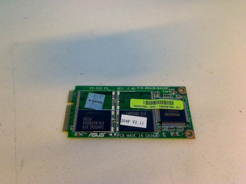 P2-SSD PS REV  2 0G 204P Board Modul Asus Eee PC 901