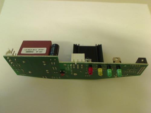 Power power supply LED Switch Board Braun Tassimo 3107