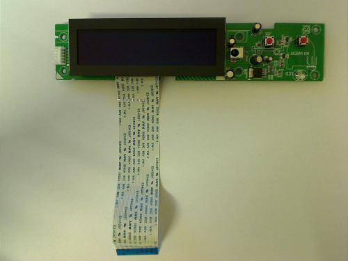 LED Display Switch Board DENON DNP-F109