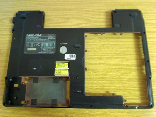 Gehäuse Unterschale Gehäuseunterteil für Medion MIM2300 MD96420